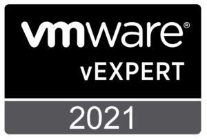 vExpert 2021